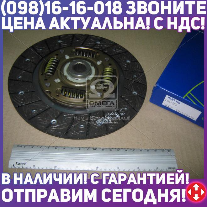 ⭐⭐⭐⭐⭐ Диск сцепления GM DAEWOO ESPERO 1.8,2.0 90- 216*144*24*20.7(пр-во VALEO PHC) DW-23