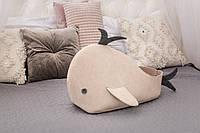"""Будиночок для тварин """"Рибка"""" з подушкою, Digitalwool"""