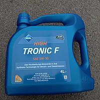 Масло ARAL High Tronic F  5W30 4л  синтетическое, фото 1