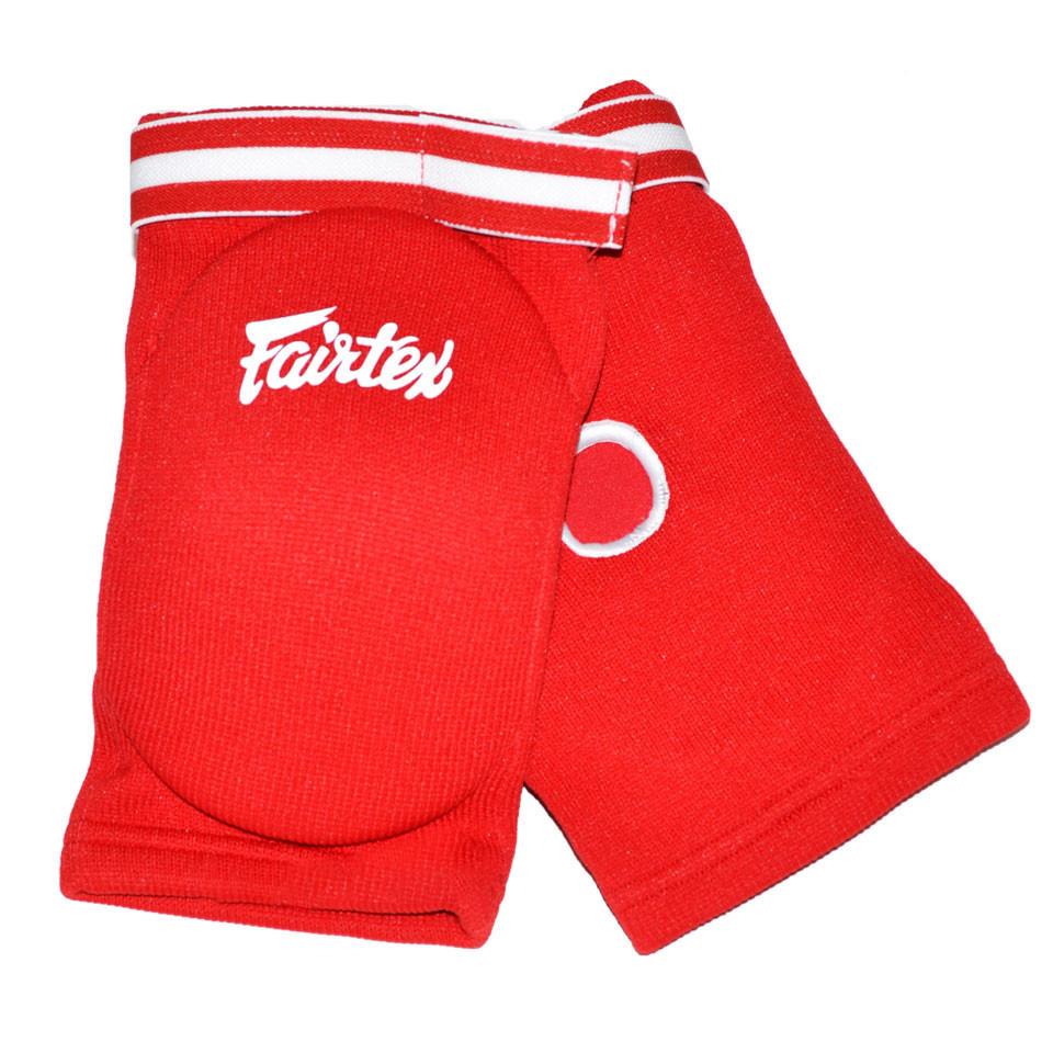 Налокотники FAIRTEX EBE1 Красный