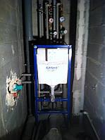 Монтаж канализации. Разводка труб внутренней канализации.