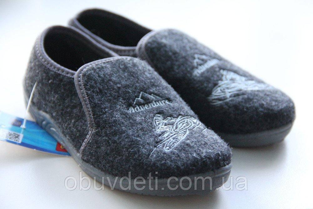 Войлочные тапочки  Zetpol 30-19.8 cm Dominik czarny 1277