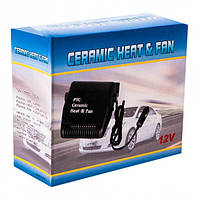Автомобильный обогреватель Ceramic Heat&Fan