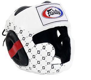 Шлем Fairtex NEW SUPER SPARRING HG10 M