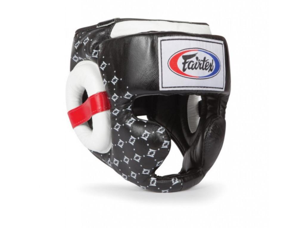 Шлем Fairtex NEW SUPER SPARRING HG10 XL