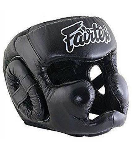 Закрытый боксерский шлем FAIRTEX HG13 Full Protection XL