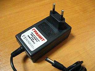 Зарядное устройство шуруповерта Гранит ШБА-18М1 Li, фото 2