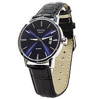 ➤Мужские часы SWIDU SWI-001 Blue 3 АТМ влагозащищенность механические стальной корпус нержавеющая сталь