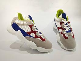 Adidas Yeezy 500 ЦВЕТНЫЕ  КОПИЯ  женские кроссовки адидас изи 500