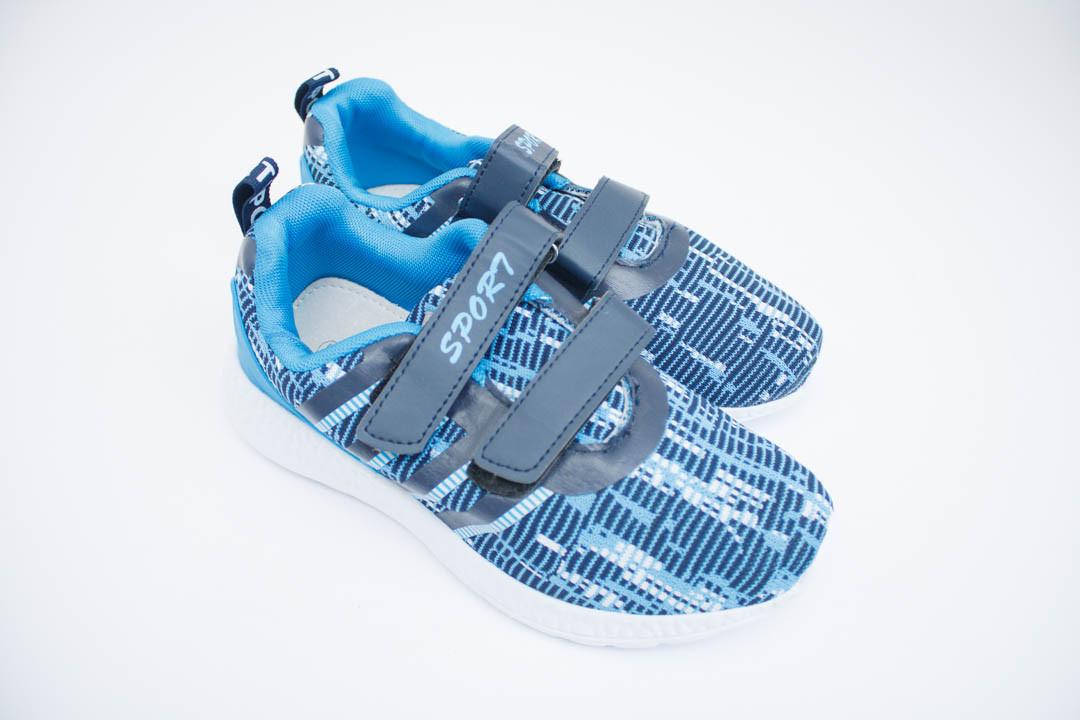 Детские кроссовки (Код: 315-1 синий )