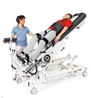 Вертикализатор с роботизированным ортопедическим устройством для движения нижних конечностей ERIGO