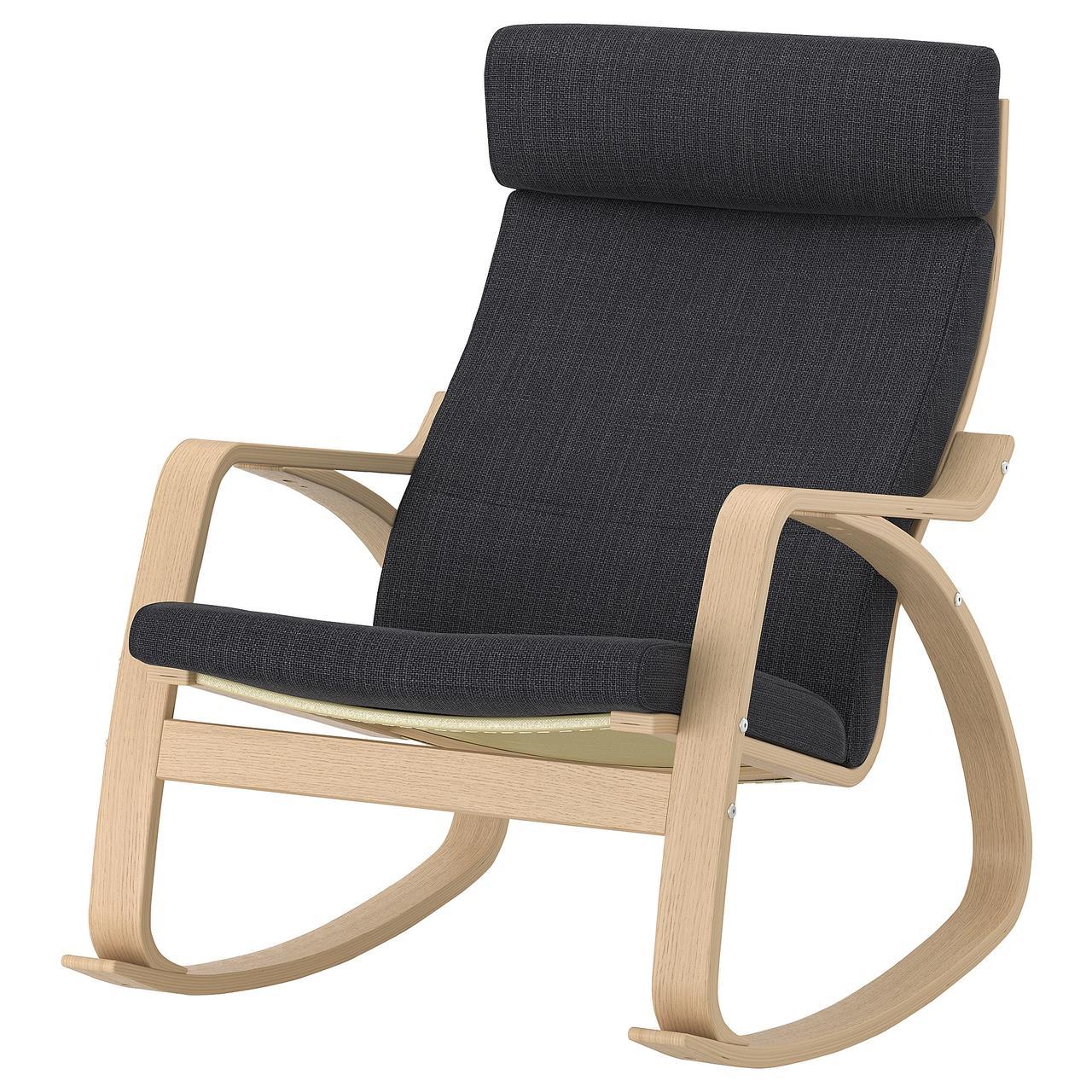 POÄNG Стілець крісло-гойдалка
