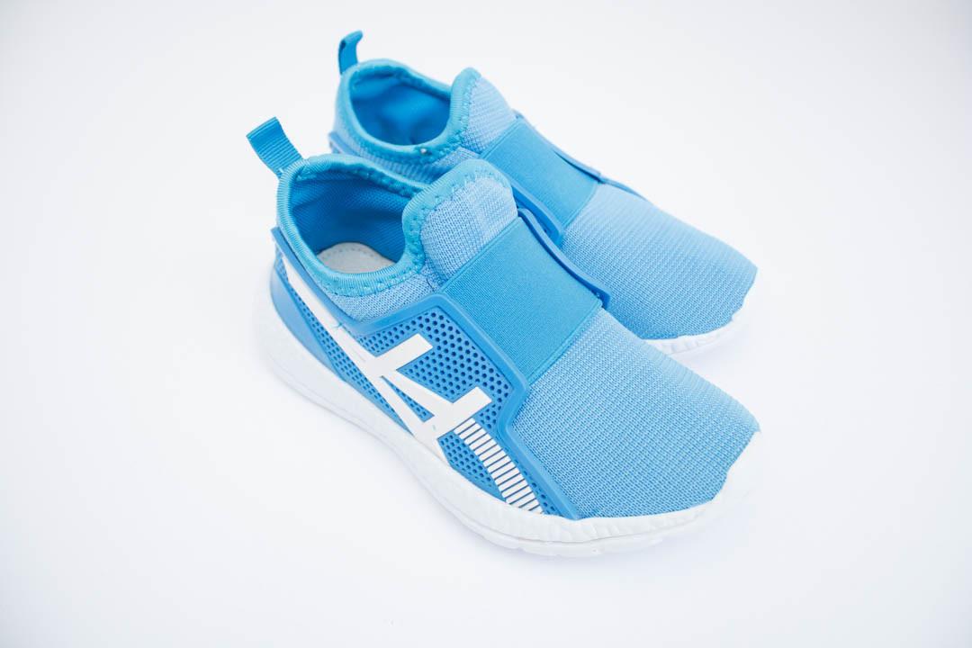 Детские кроссовки (Код: 316-5 голубой )