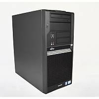 Системный блок, компьютер, Intel Core i3 2120, 4 ядра по 3,2 ГГц, 4 Гб ОЗУ DDR-3, HDD 160 Гб, видео 1 Гб, фото 1