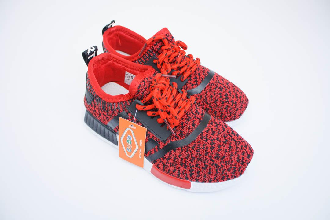 Детские кроссовки (Код: 308 красный )