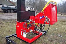 Рубительная машина щепорез PST160ТК | Дробилка для дерева | измельчитель веток, фото 3