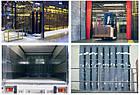 ПВХ-завіси для виробничого приміщення, стрічки ПВХ, фото 2