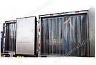 ПВХ-завіси на автомобілі та термобудки, стрічка з ПВХ в авто, фото 3
