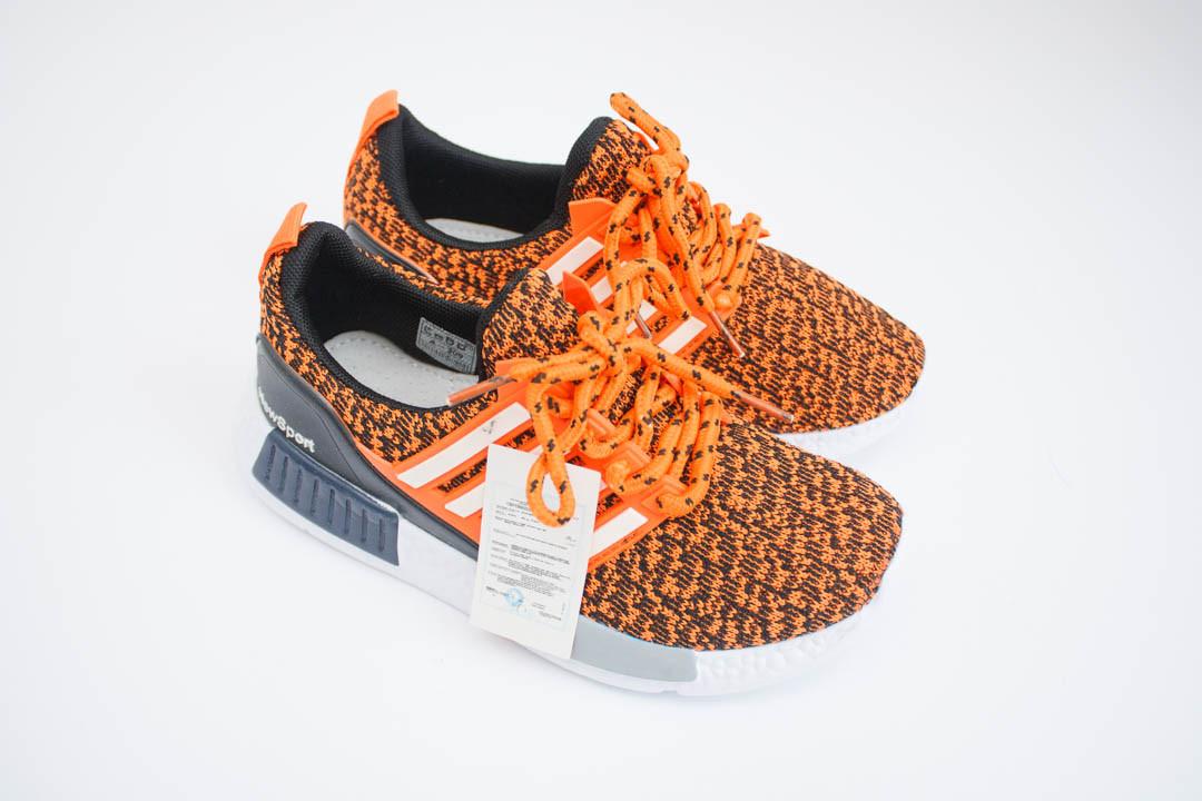 Детские кроссовки (Код: 309 оранж )