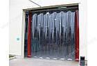 ПВХ-завесы для магазина и супермаркета, ленты из ПВХ торговые, фото 7