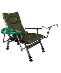 Кресло карповое M-Elektrostatyk F5R ST/P