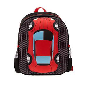Рюкзак 3D Bag Race Car  цвет черный, фото 2