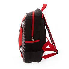 Рюкзак 3D Bag Race Car  цвет черный, фото 3