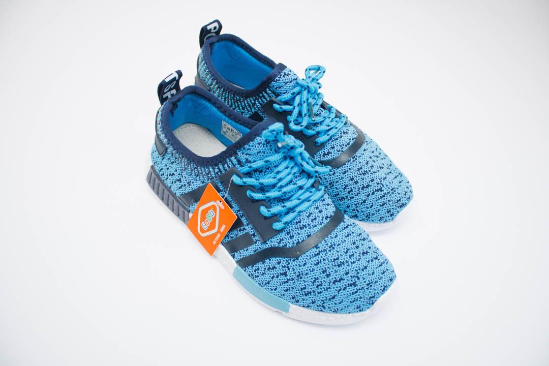 Детские кроссовки (Код: 308 голубой )
