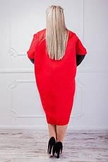 Пальто женское деми много цветов размеры: 42-50,50-54,56-64, фото 3
