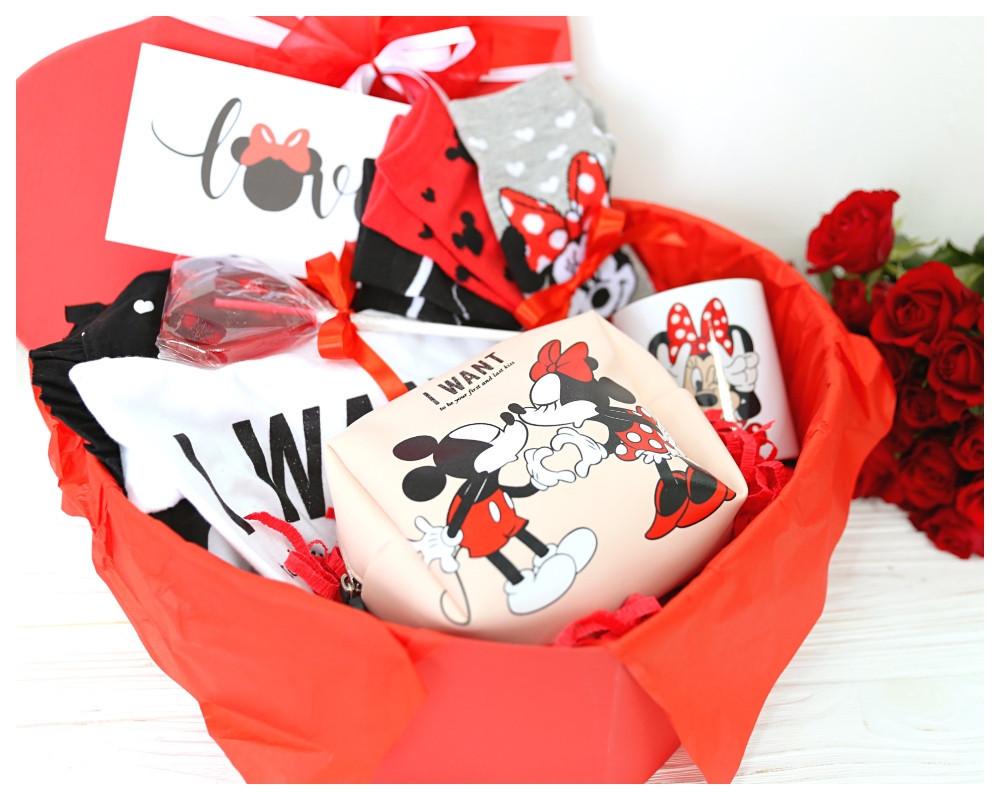 Подарок на  14 февраля  «Love Mikki»