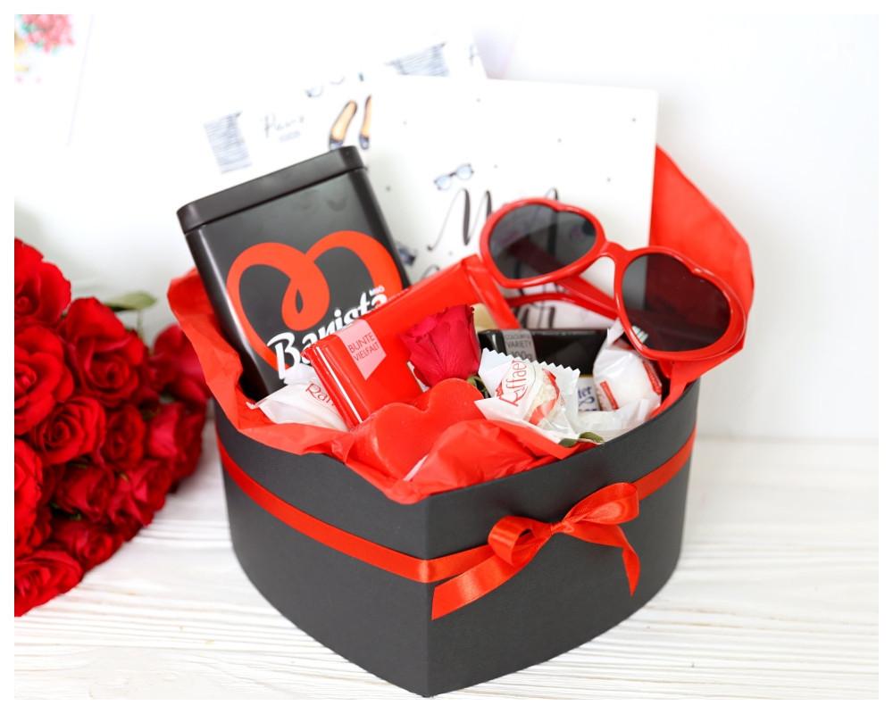 Подарочный набор «Сердечный»