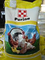 Готовий корм для годівлі індиків Стартер PURINA® 25 кг