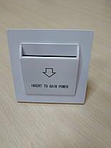 Энергосберегающий карман для гостиниц SEVEN Lock P-7753, фото 2