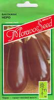 Семена баклажана Неро 50 грамм Moravoseed
