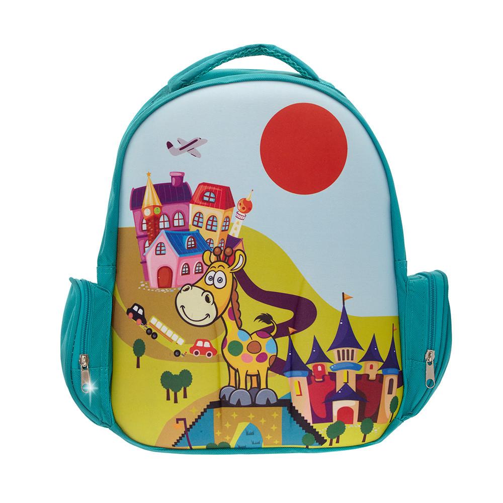 Рюкзак 3D Bag Giraffe жираф (цвет микс)