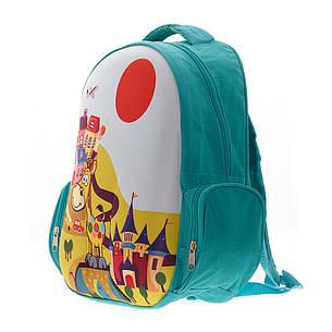 Рюкзак 3D Bag Giraffe жираф (цвет микс), фото 2