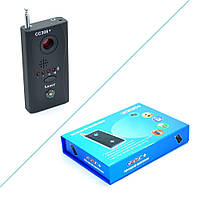 CC308+ устройство поиска скрытых камер прослушки детектор