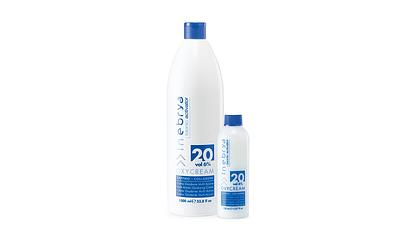 Крем-Окислитель Inebrya Bionic Activator Oxycream 20 Vol 6%  Окси-крем Сапфир-коллаген