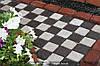 Тротуарная плитка Квадрат 100х100 - белый