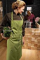 Фартук для повара, официанта и бармена TEXSTYLE олива