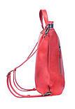 Большой кожаный рюкзак-трансформер, фото 5