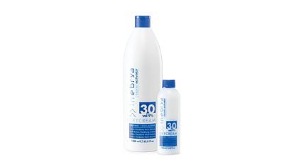 Крем-Окислитель Inebrya Bionic Activator Oxycream 30 Vol 9%  Окси-крем Сапфир-коллаген