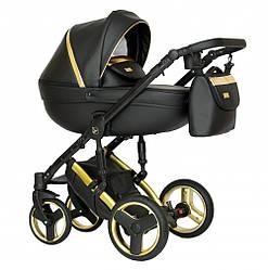 Детская коляска универсальная 2 в 1 Verdi Mirage Limited gold (Верди Мираж, Польша)
