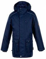 Куртка для мальчиков Rolf 1, Huppa, темно-синий, S (164-170 р.), фото 1