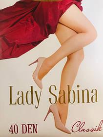 Колготки Lady Sabina 40 den Classic