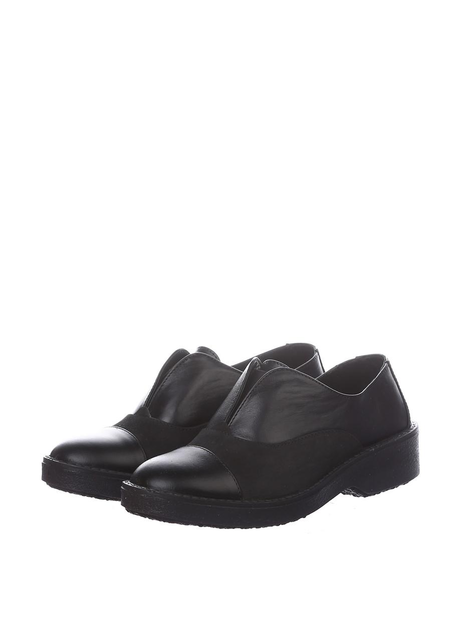 Туфли Tellus 06-06B Черный