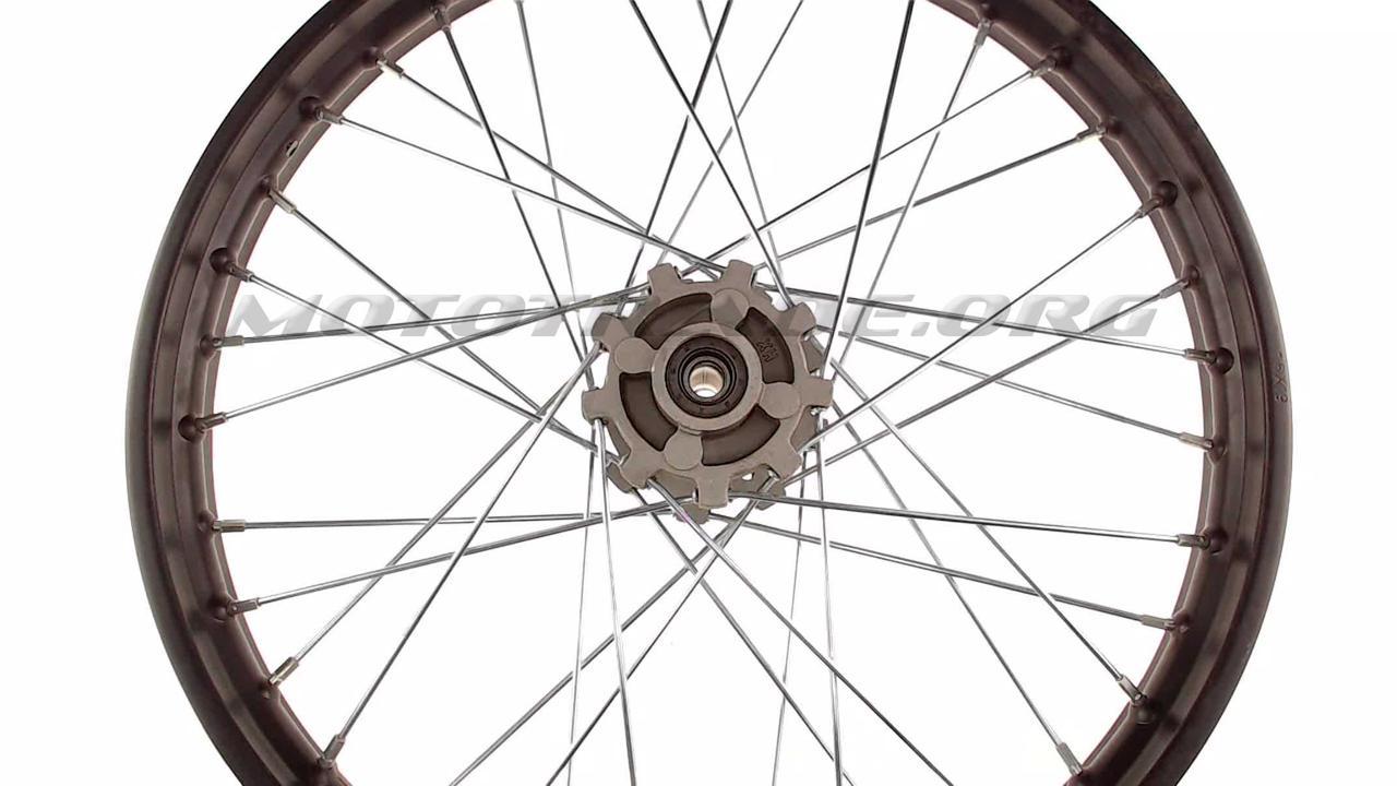 Диск колеса   1,60 * 19   передний   (R19) (спицованый)   PITBIKE   VV, шт