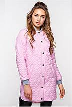 Женская стильная весенняя куртка Торри р.42-48, фото 3