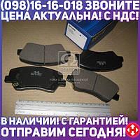 ⭐⭐⭐⭐⭐ Колодки тормозные ХЮНДАЙ ELANTRA 11- передние (производство  SANGSIN)  SP1400