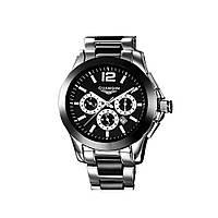 Часы Guanqin Black-Black-SilverBlack GQ50026 CS